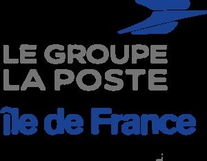 Logo Le groupe La Poste - Île de France