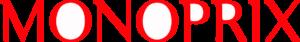 Logo Monoprix